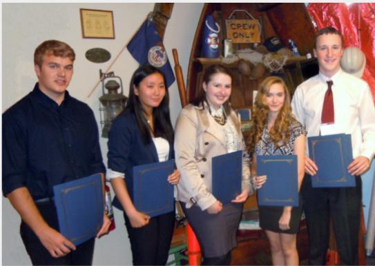 2013 scholarship