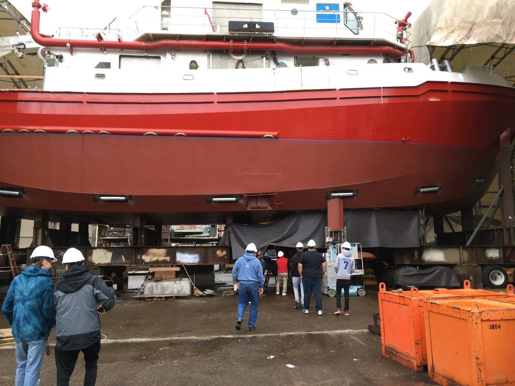 Student Maritime Industry Tour: Seattle